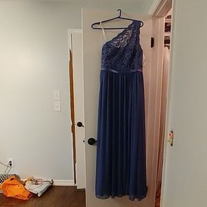 David's Bridal Dress size 10